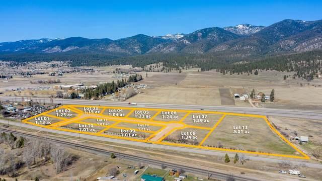 Lots 4-7 Hamel Acres, Frenchtown, MT 59834 (MLS #22108489) :: Peak Property Advisors