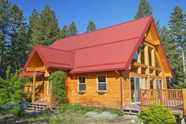 15460 Thayer Road, Lolo, MT 59847 (MLS #22108513) :: Peak Property Advisors