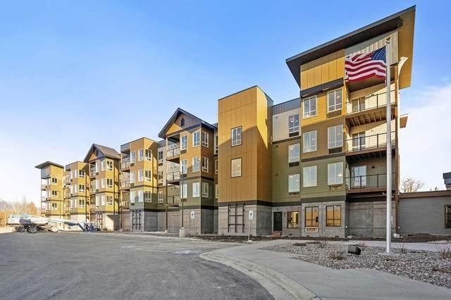 100 Woodlands Way, Kalispell, MT 59901 (MLS #22108573) :: Peak Property Advisors