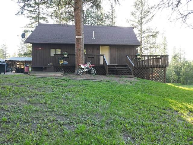 1189 Camas Road, Potomac, MT 59823 (MLS #22108857) :: Peak Property Advisors