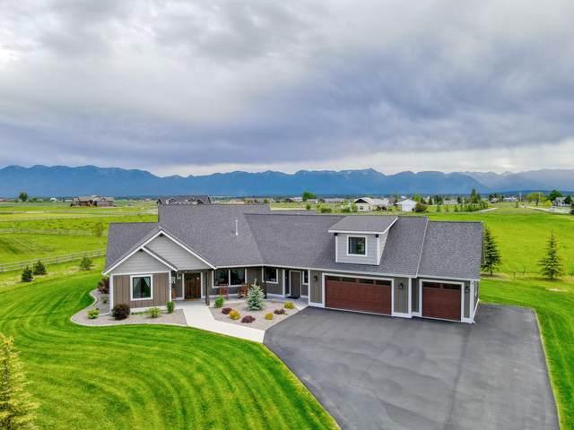 1684 Moonbow Loop, Kalispell, MT 59901 (MLS #22108915) :: Peak Property Advisors