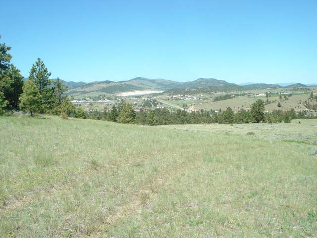 Tbd East Sawmill Road, Montana City, MT 59634 (MLS #22108956) :: Andy O Realty Group
