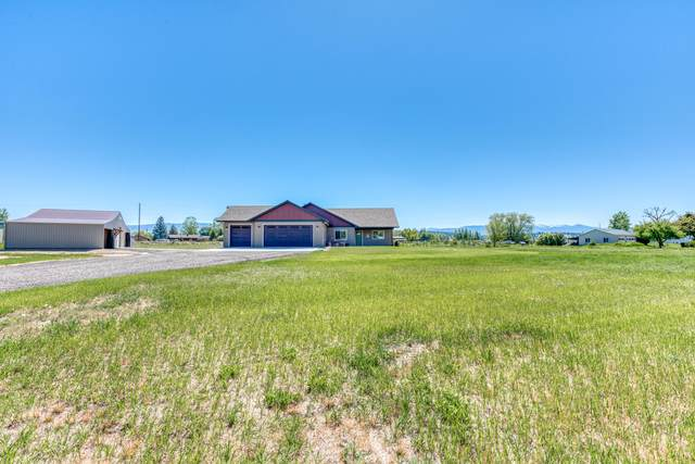 3544 Baldwin Road, Stevensville, MT 59870 (MLS #22109009) :: Peak Property Advisors
