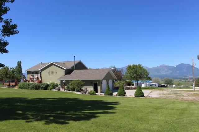 835 Toth Way, Corvallis, MT 59828 (MLS #22109051) :: Peak Property Advisors
