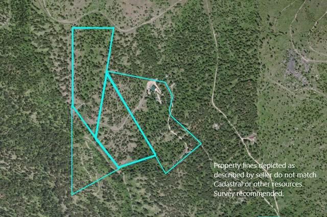 1898 Twisted Pine Road, Florence, MT 59833 (MLS #22109061) :: Peak Property Advisors