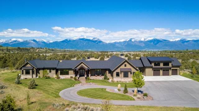 1499 Middle Burnt Fork Road, Stevensville, MT 59870 (MLS #22109065) :: Peak Property Advisors