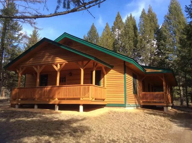 192 Crystal Lakes Drive, Eureka, MT 59917 (MLS #22109116) :: Peak Property Advisors
