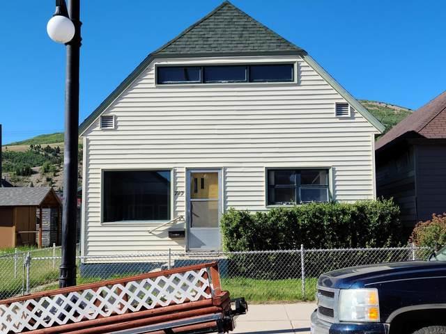 717 E 3rd Street, Anaconda, MT 59711 (MLS #22109137) :: Peak Property Advisors