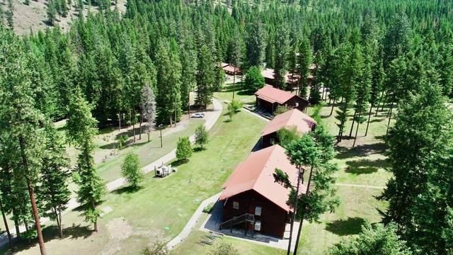 997 Blue Slide Road, Thompson Falls, MT 59873 (MLS #22109146) :: Peak Property Advisors