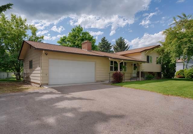 210 Glenwood Drive, Kalispell, MT 59901 (MLS #22109160) :: Peak Property Advisors