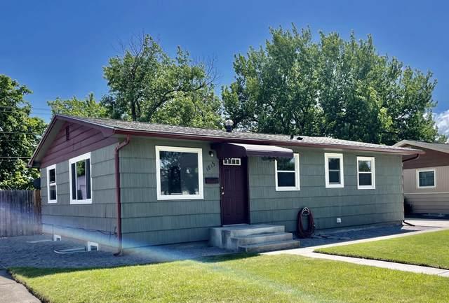1813 Mcdonald Avenue, Missoula, MT 59801 (MLS #22109214) :: Montana Life Real Estate