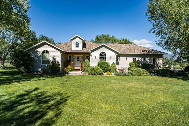 5431 Blue Sky Lane, Florence, MT 59833 (MLS #22109228) :: Peak Property Advisors