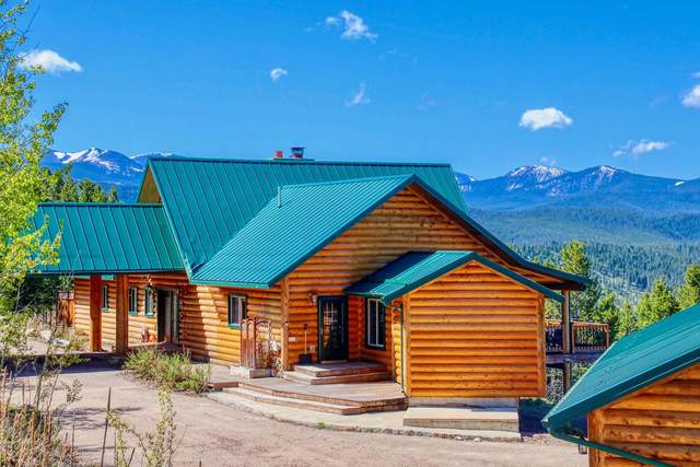 139 Mule Deer Lane, Anaconda, MT 59711 (MLS #22109236) :: Peak Property Advisors