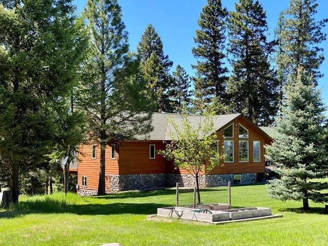 125 Crocket Way, Seeley Lake, MT 59868 (MLS #22109242) :: Montana Life Real Estate