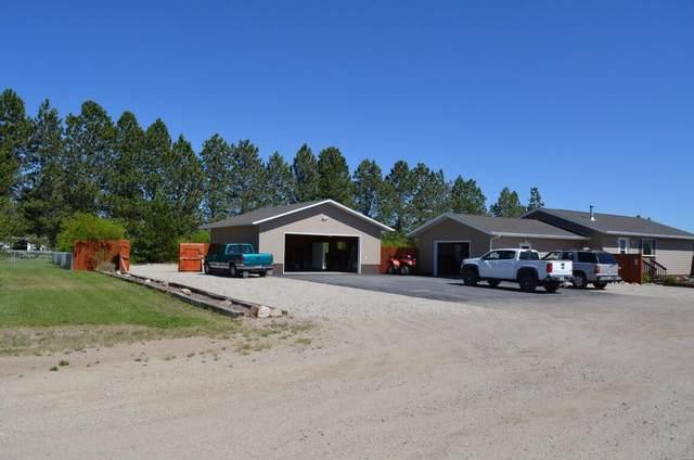 6 Ramsay Place, Butte, MT 59748 (MLS #22109244) :: Peak Property Advisors