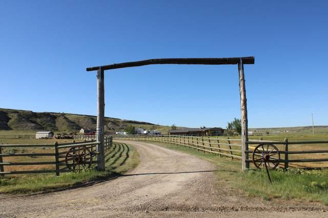 183 Sun Meadows Road, Great Falls, MT 59404 (MLS #22109248) :: Montana Life Real Estate