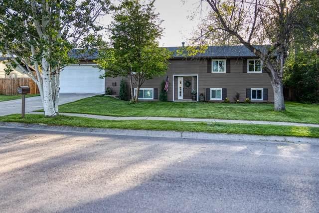 3404 Coyote Lane, Great Falls, MT 59404 (MLS #22109270) :: Montana Life Real Estate
