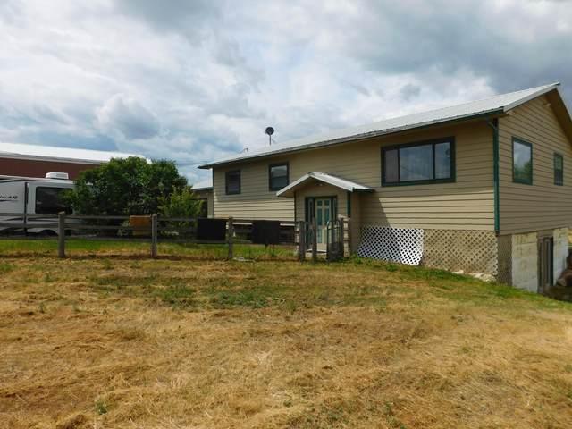 57247 Gallagher Road, Charlo, MT 59824 (MLS #22109276) :: Peak Property Advisors