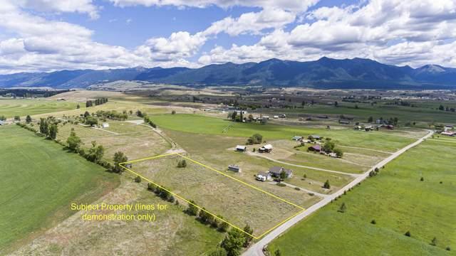 Lot 1 Overlook Drive, Eureka, MT 59917 (MLS #22109300) :: Peak Property Advisors