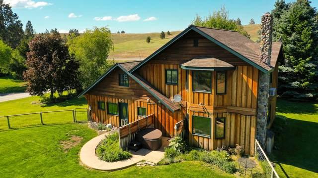 17 Carpenter Lane, Eureka, MT 59917 (MLS #22109306) :: Peak Property Advisors