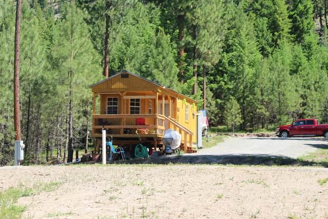 669 Rock Springs Drive, Superior, MT 59872 (MLS #22109313) :: Peak Property Advisors