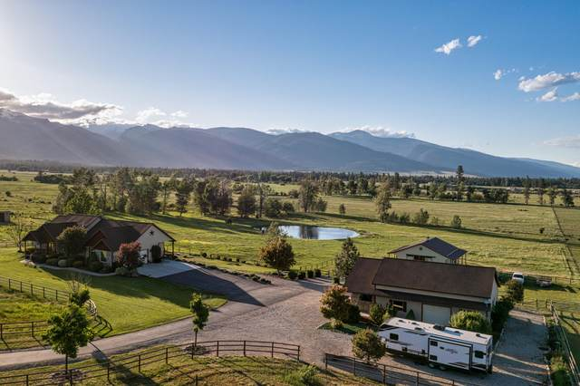 384 Bear Creek Road, Victor, MT 59875 (MLS #22109314) :: Peak Property Advisors