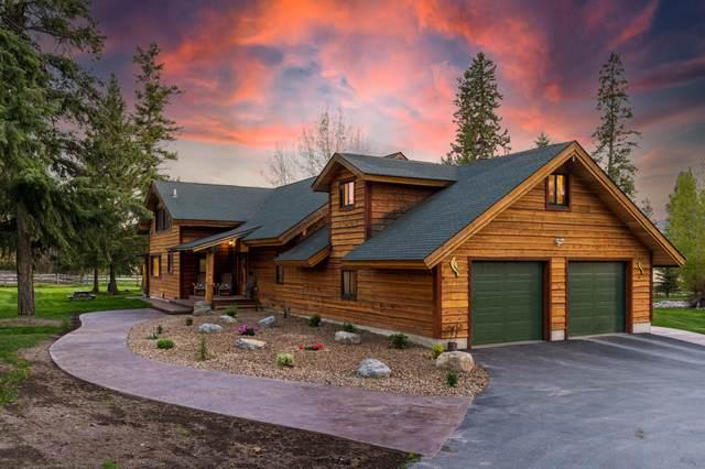 163 Dyer Road, Kalispell, MT 59901 (MLS #22109337) :: Peak Property Advisors