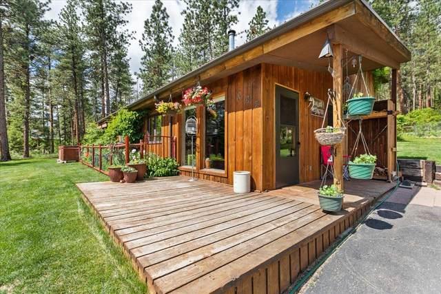 582 Tie Chute Lane, Florence, MT 59833 (MLS #22109340) :: Peak Property Advisors