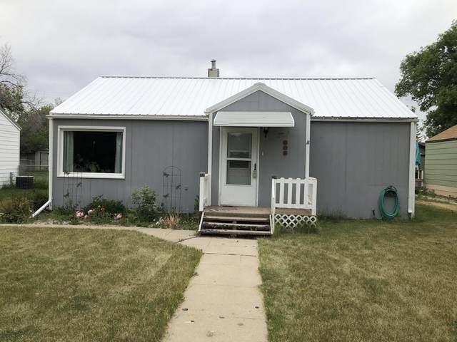 608 S Michigan Street, Conrad, MT 59425 (MLS #22109350) :: Peak Property Advisors