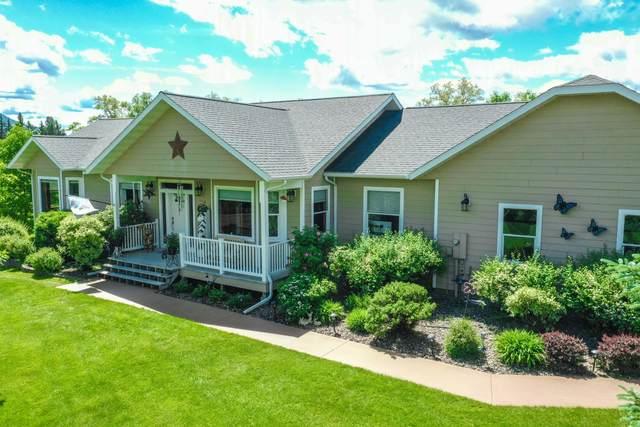 110 Megan Lane, Columbia Falls, MT 59912 (MLS #22109352) :: Peak Property Advisors