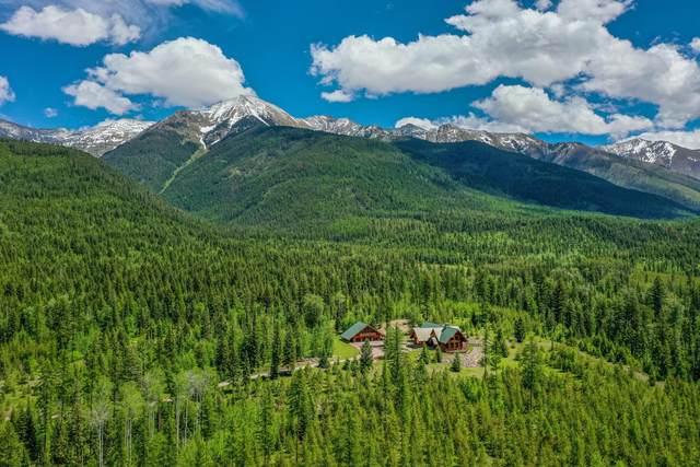 495 Cooney Trail, Condon, MT 59826 (MLS #22109360) :: Peak Property Advisors