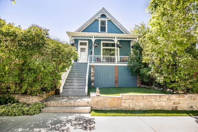 434 Harrison Avenue, Helena, MT 59601 (MLS #22109361) :: Peak Property Advisors