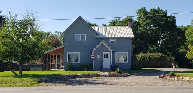 101 Stanton Street, Plains, MT 59859 (MLS #22109363) :: Peak Property Advisors