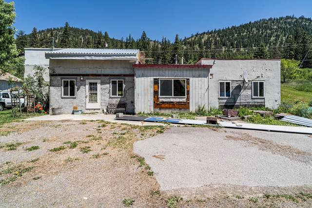 114 Railroad Avenue, Alberton, MT 59820 (MLS #22109364) :: Peak Property Advisors