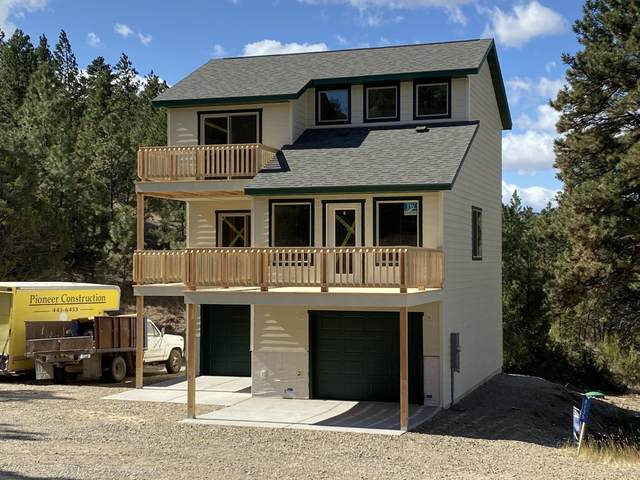 8137 Painted Pony Lane, Helena, MT 59602 (MLS #22109368) :: Peak Property Advisors