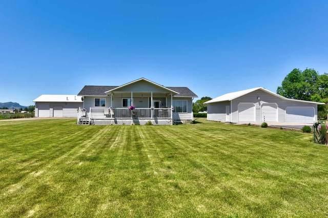 3848 Bossell Drive, Helena, MT 59602 (MLS #22109380) :: Montana Life Real Estate