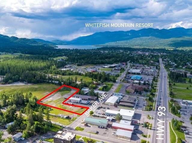 1842 Baker Avenue, Whitefish, MT 59937 (MLS #22109413) :: Peak Property Advisors