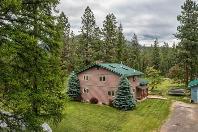 1467 Spring Gulch Road, Superior, MT 59872 (MLS #22109433) :: Peak Property Advisors