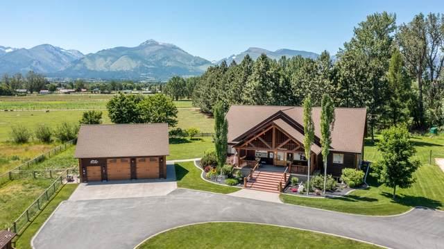 645 Spring Lane, Corvallis, MT 59828 (MLS #22109452) :: Peak Property Advisors