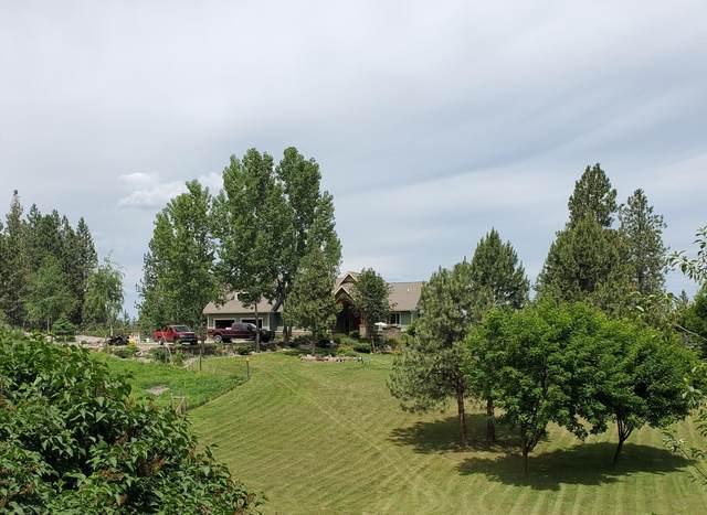 34426 Ridge Road, Polson, MT 59860 (MLS #22109455) :: Peak Property Advisors