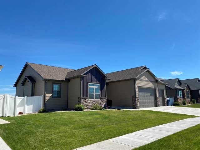 1113 Choteau Avenue, Great Falls, MT 59404 (MLS #22109468) :: Peak Property Advisors