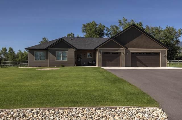401 Cowboy Court, Florence, MT 59833 (MLS #22109500) :: Peak Property Advisors