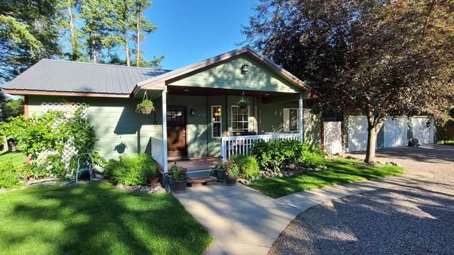 116 Cougar Trail, Whitefish, MT 59937 (MLS #22109504) :: Dahlquist Realtors