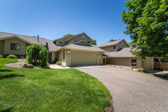 5115 Clearview Way, Missoula, MT 59803 (MLS #22109507) :: Peak Property Advisors