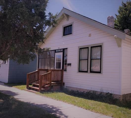 120 & 122 N Hickory Street, Anaconda, MT 59711 (MLS #22109510) :: Peak Property Advisors