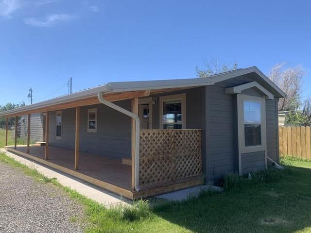 575 Broadway Street, Augusta, MT 59410 (MLS #22109519) :: Peak Property Advisors