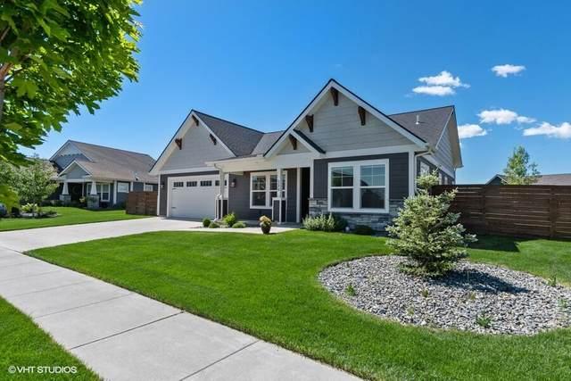 138 Silver Tip Trail, Kalispell, MT 59901 (MLS #22109522) :: Peak Property Advisors