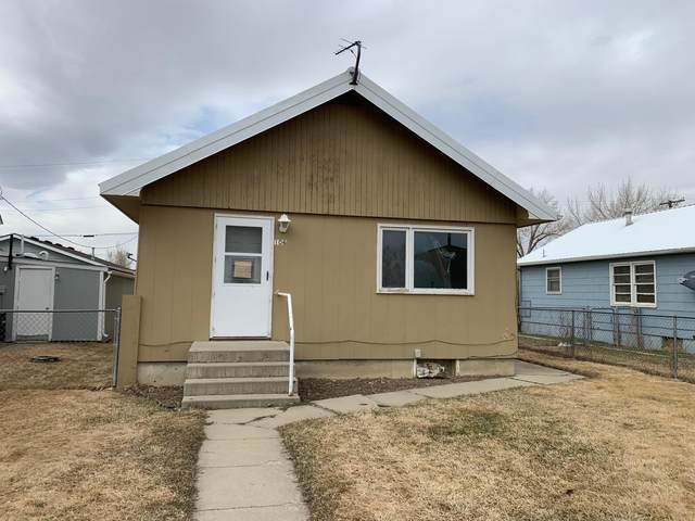 106 N Front Street, Conrad, MT 59425 (MLS #22109524) :: Andy O Realty Group
