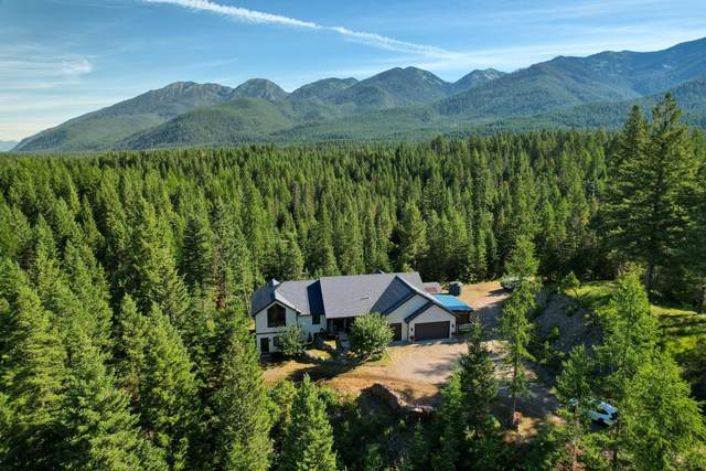 1335 Rolling Ridge Loop, Kalispell, MT 59901 (MLS #22109527) :: Peak Property Advisors