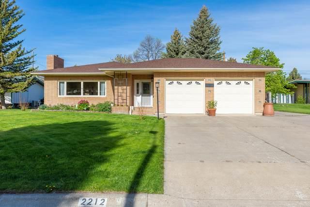 2212 Beech Drive, Great Falls, MT 59404 (MLS #22109543) :: Peak Property Advisors